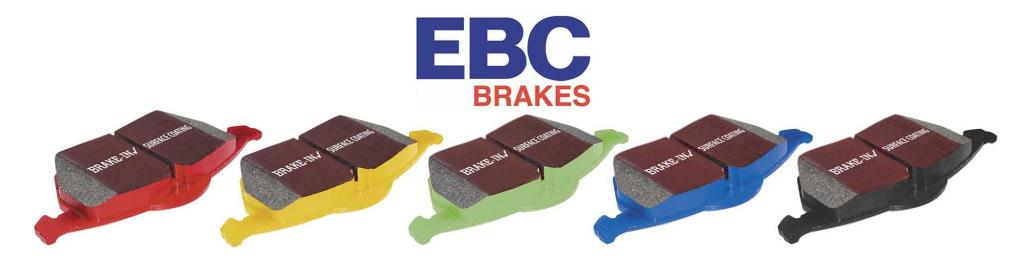 plaquette de frein EBC