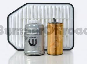 Pack filtres MOPAR révision Jeep Wrangler JK
