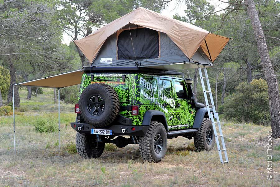 location tente de toit bumper offroad bumper off road. Black Bedroom Furniture Sets. Home Design Ideas