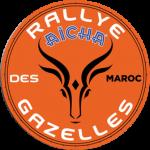 logo rallye des gazelles location 4x4 rallye