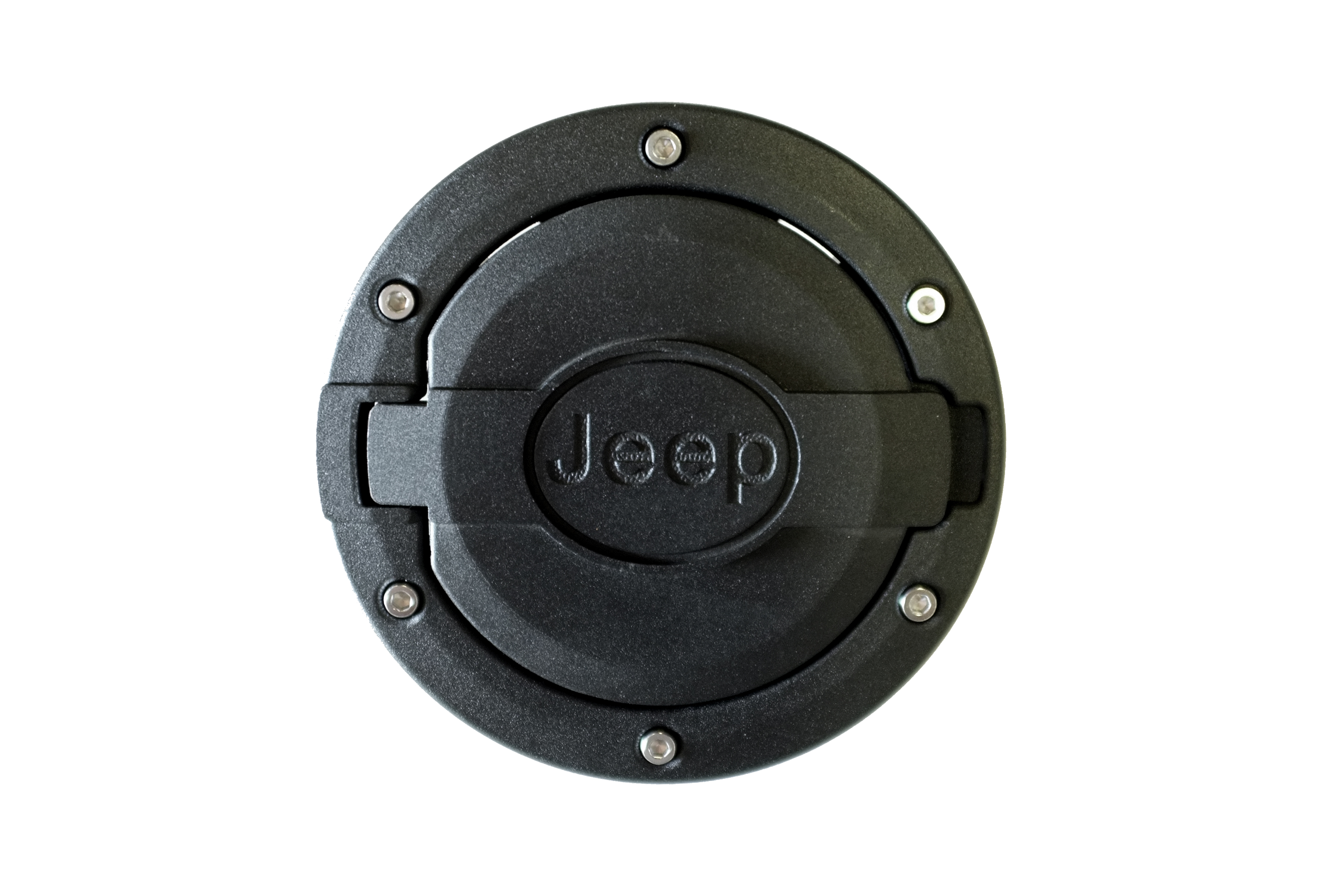 Trappe réservoir Jeep JK finition Noir nouvelle version