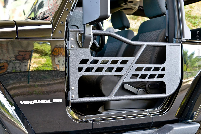 Demi-portes pour Jeep Jk 2 portes Spring Doors