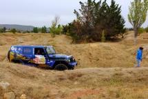 Cours de pilotage avec Jeannette James et Bumperoffroad pour le Rallye Cap Femina 2017Cours de pilotage avec Jeannette James et Bumperoffroad pour le Rallye Cap Femina 2017