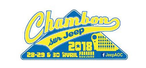 chambon sur jeep 2018 - Bumperoffroad