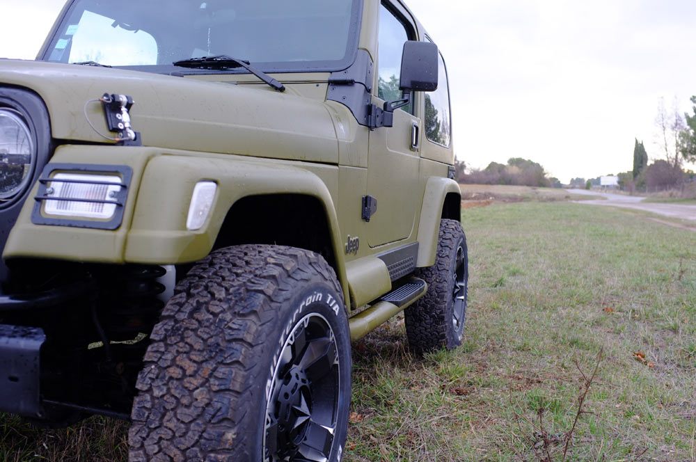 Jeep TJ - Bumperoffroad - specialiste Jeep en France