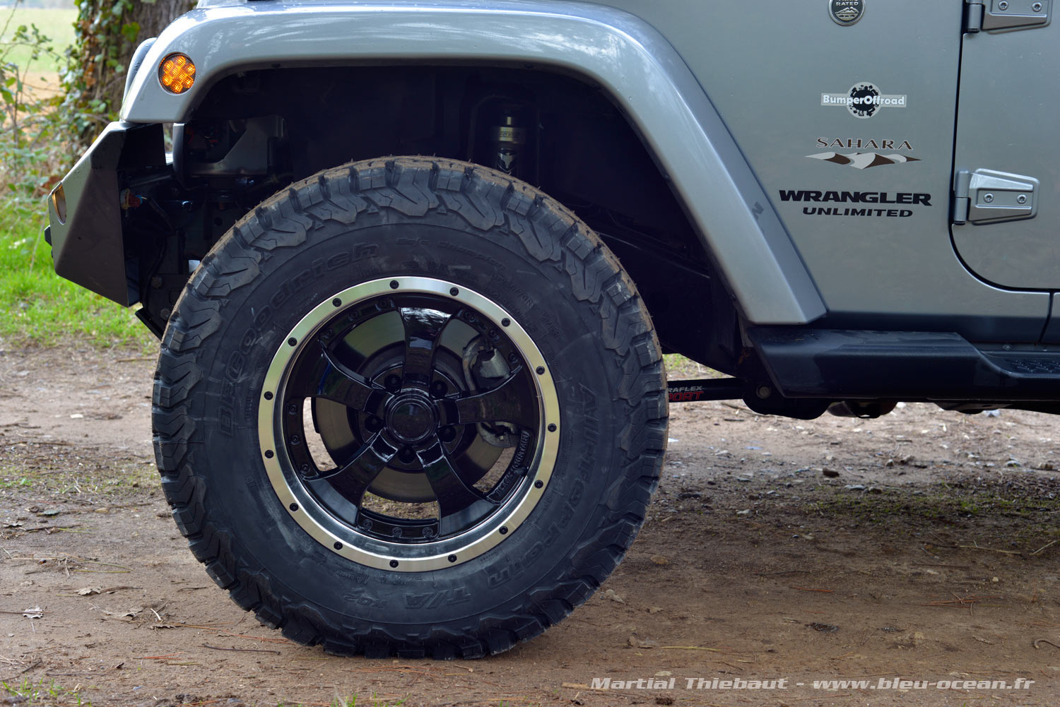 Jk Sahara 2.8 by Bumperoffroad
