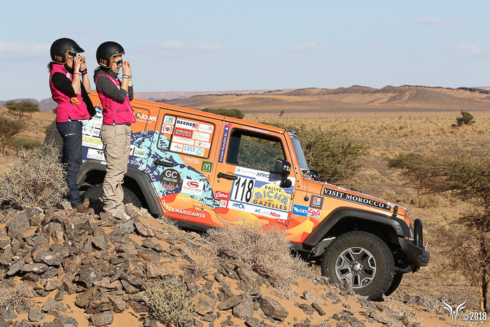 Location 4x4 Rallye Féminin