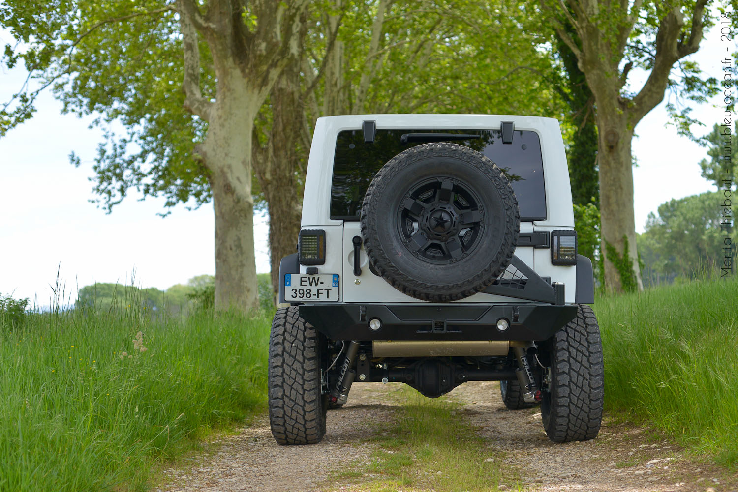 Jeep JK Wrangler Recon - Teraflex - V6 - Trail Rated - Banks Ram-Air