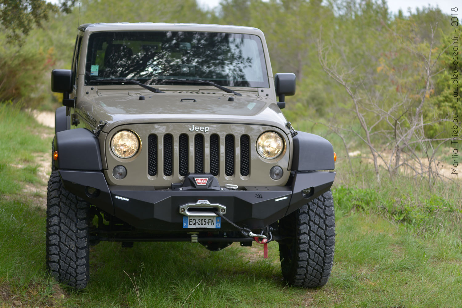 Jeep JK Unlimited Rubicon - Bumperoffroad - Teraflex
