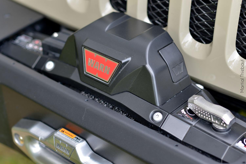 Jeep JK Unlimited Rubicon - Bumperoffroad - Teraflex