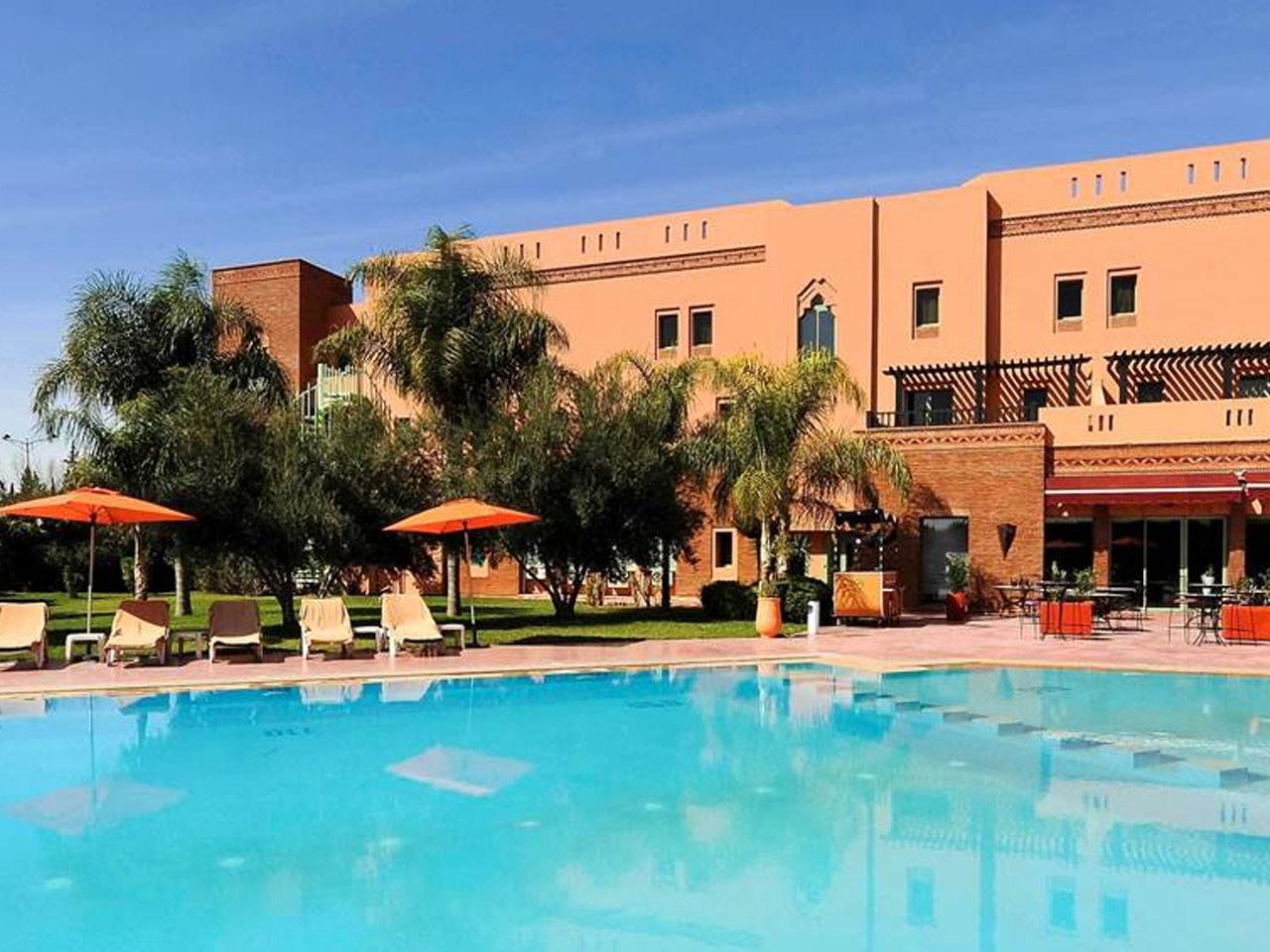 IBIS La Palmeraie Marrakech - Sahara Tour Maroc 2018 Bumperoffroad