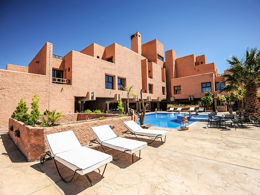 Kasbah Hotel tombouctou - Sahara Tour Maroc 2018 Bumperoffroad