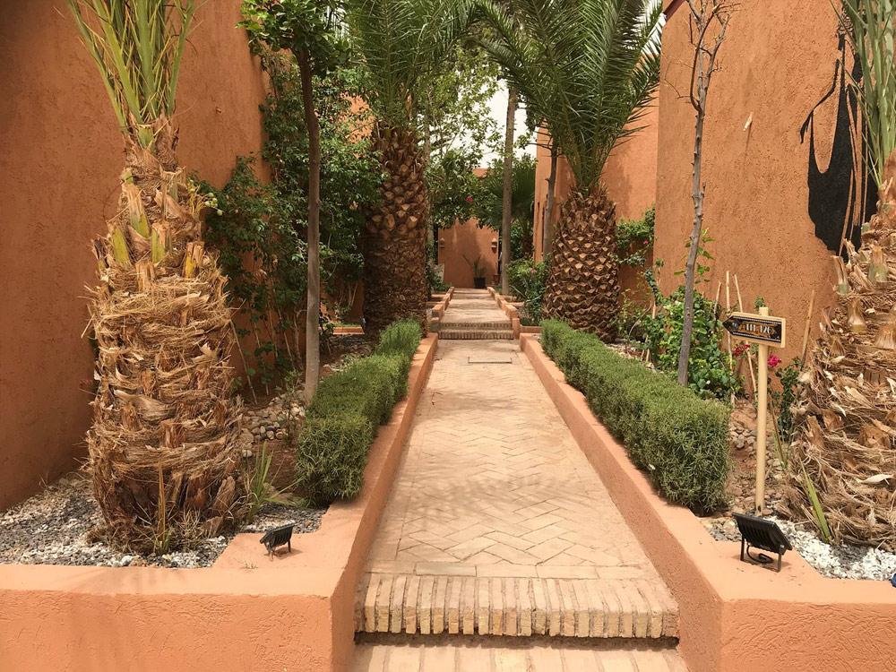 Oscar hotel Ouarzazate - Sahara Tour Maroc 2018 Bumperoffroad