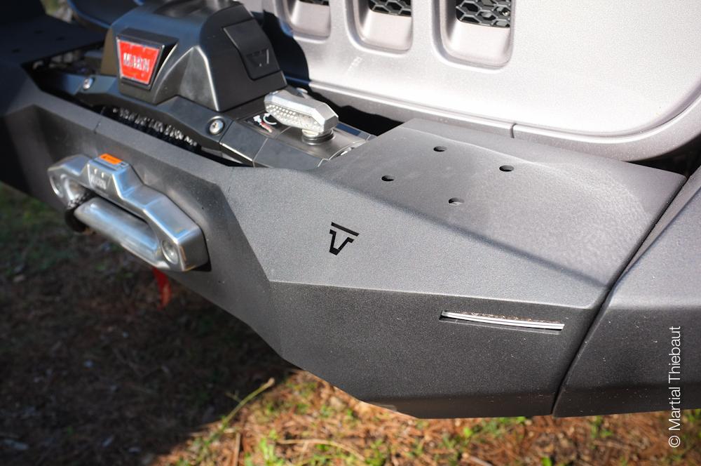 Preparation Bumperoffroad Jeep Wrangler JL 2018/2019 - Teraflex-Europe
