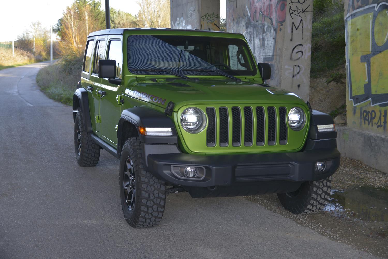 Jeep JLU Bumperoffroad