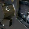 Kit d'antenne radio CB en fibre de verre de 92cm noire Mopar.