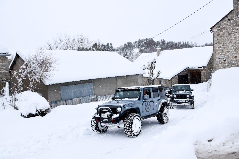 Jeep Winter Tour 2019 By- Bumperoffroad & Découverte OffRoad
