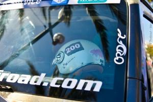 Rallye des Gazelles 2019, équipage 200