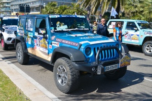 Rallye des Gazelles 2019, équipage 218