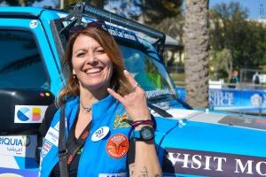 Rallye des Gazelles 2019, équipage 207