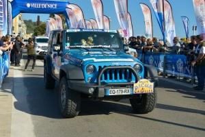 Rallye des Gazelles 2019, équipage 2018