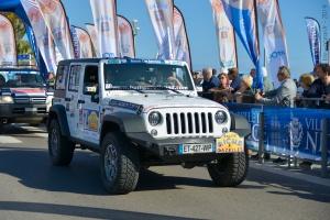 Rallye des Gazelles 2019, équipage 114