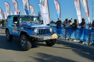Rallye des Gazelles 2019, équipage 104
