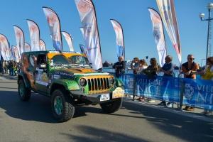 Rallye des Gazelles 2019, équipage 123