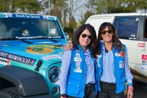 Rallye des Gazelles 2019, équipage 141