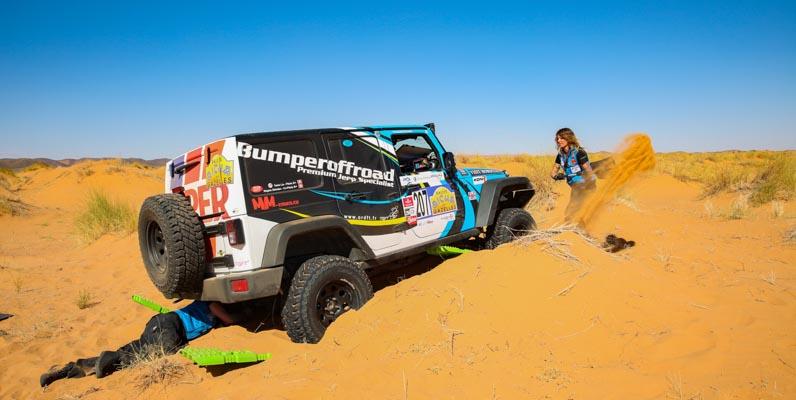 Apprenez à piloter en toute sécurité au Maroc lors de nos stages avec Jeanette James notre pilote instructeur