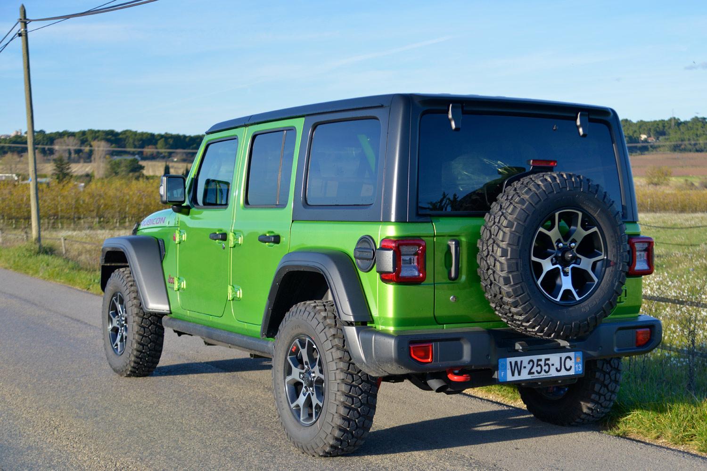 Jeep JL Marseille Aix en Provence - Bumperoffroad