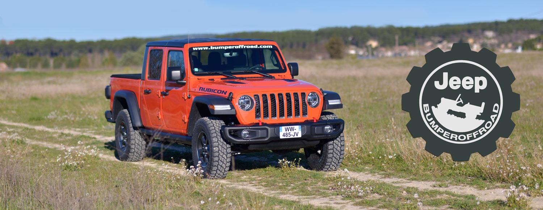vente jeep gladiator aix en Provence Marseille - bumperoffroad