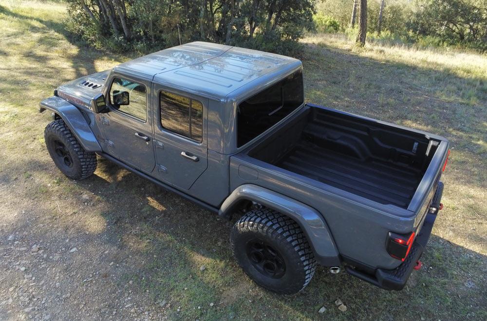 Vente Jeep Gladiator en France importation des USA