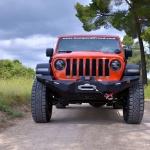 Preparaion Jeep Wrangler JL Rubicon 2020 by BumperOffroad - France