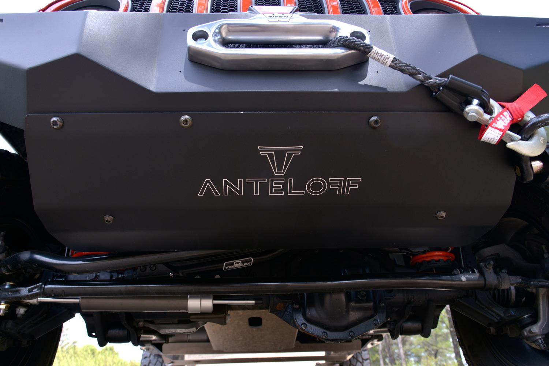 Preparaion Jeep Wrangler JL Rubicon 2020 by BumperOffroad - Anteloff