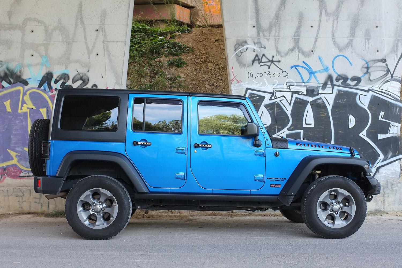 Jeep Wrangler JK Unlimited Rubicon Nautic 2.8L CRD - BumperOffroad