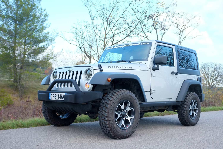 Jeep Wrangler JK 2.8 CRD Rubicon 2012