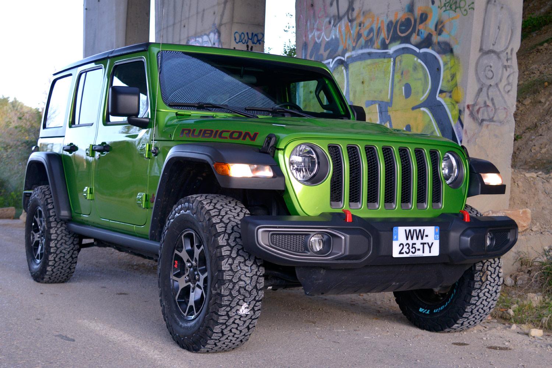 Occasion Jeep JLU 3.6