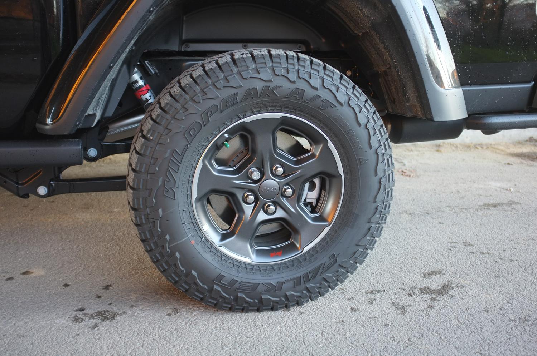 Jeep Gladiator Rubicon Black 3,6 L E85 Ethanol ©bleu-ocean.fr
