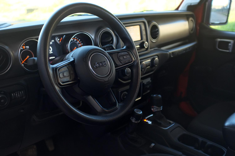 Occasion Jeep Wrangler JL 2 portes 3,6l Sport punk E85 Ethanol