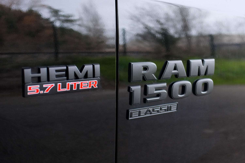 Occasion Dodge RAM 1500 HEMI 5,7l v8 395 Cv Black - Bumperoffroad
